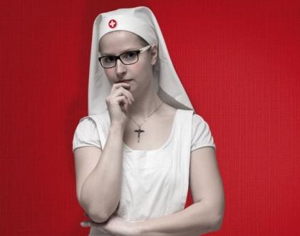 Droste_het brutale zustertje_adv Gaga