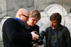 FlorisVanBommel_OzarkHenry_behind the scenes23
