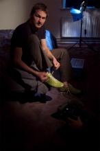 FlorisVanBommel_groene sneaker_behind the scenes27