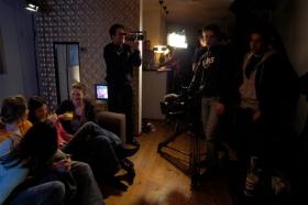FlorisVanBommel_groene sneaker_behind the scenes34