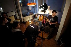 FlorisVanBommel_groene sneaker_behind the scenes35