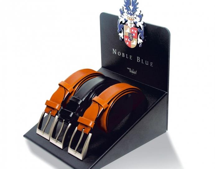 NobleBlue Riemdisplay