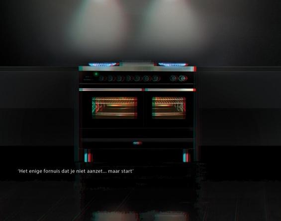 Boretti 3D advertentie fornuis 1
