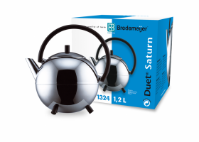 Bredemeijer Package design Saturn pot
