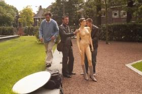 Floris van Bommel At Home  behind the scenes 6